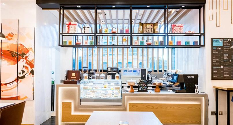 The Hub Café 1